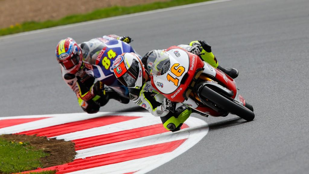 Andrea Migno, Mahindra Racing, GBR FP3