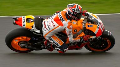 Silverstone 2014 - MotoGP - Q2 - Highlights