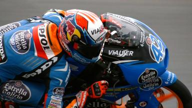 Silverstone 2014 - Moto3 - QP - Highlights
