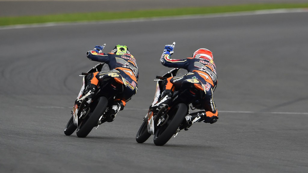 Red Bull Rookies Cup, Silverstone race I