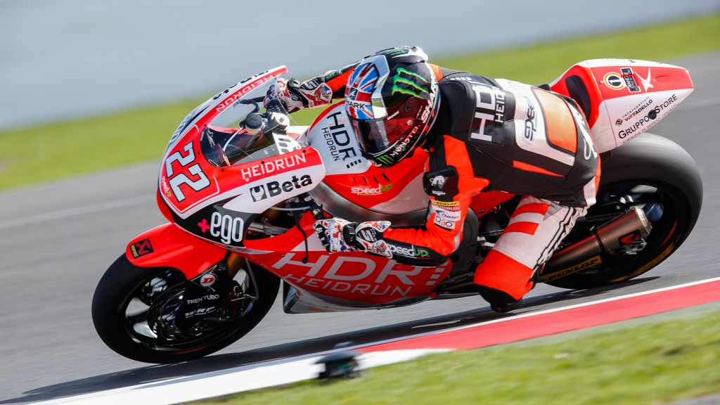 Sam Lowes, Speed Up, GBR QP