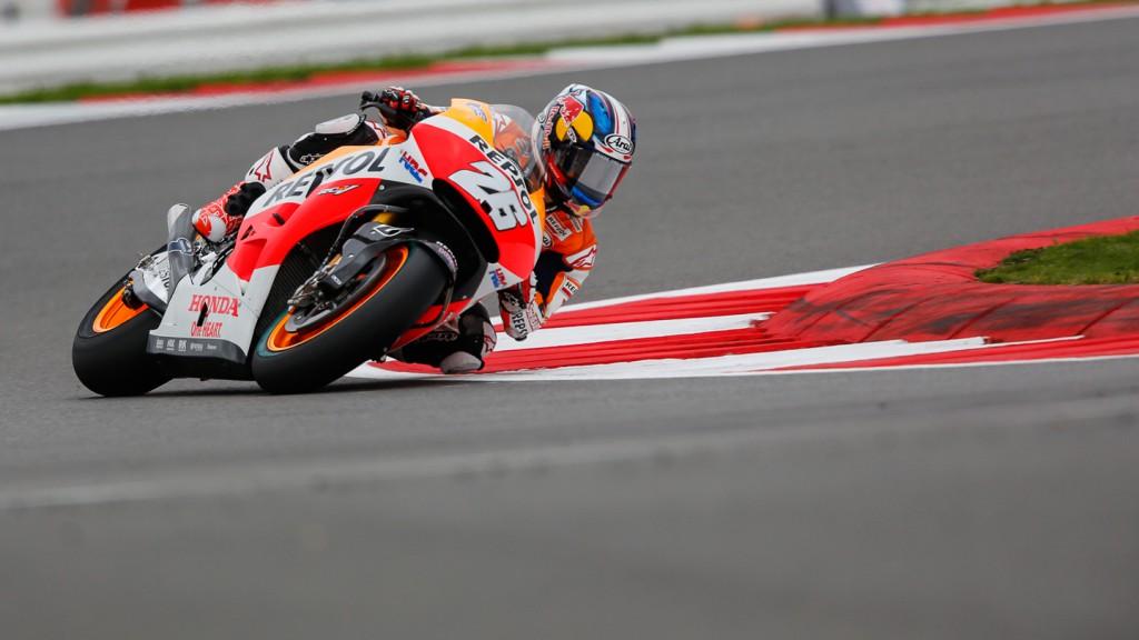 Dani Pedrosa, Repsol Honda Team, GBR Q2