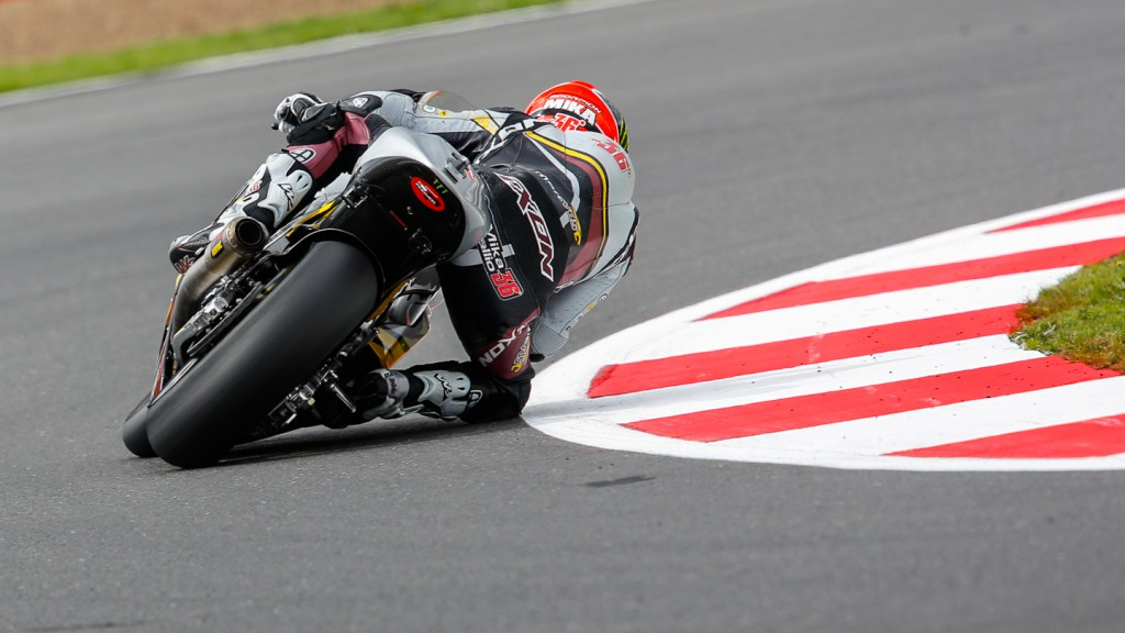 Mika Kallio, Marc VDS Racing Team, GBR QP