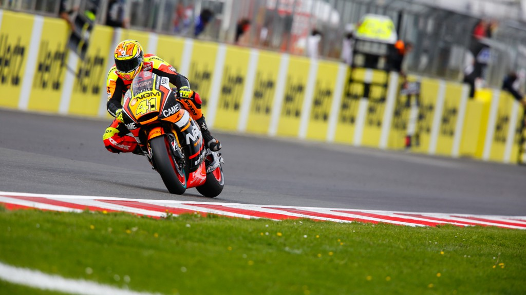 Aleix Espargaro, NGM Forward Racing, GBR Q2