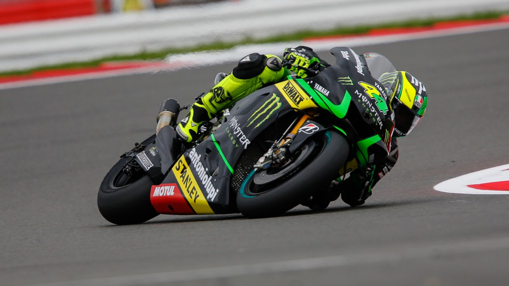 Pol Espargaro, Monster Yamaha Tech 3, GBR FP3