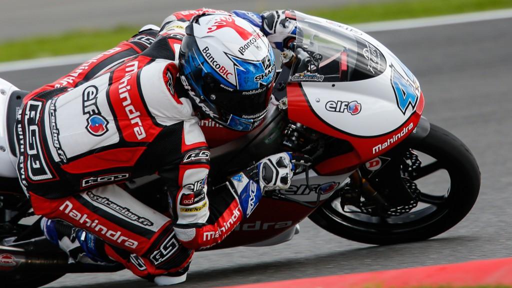 Miguel Oliveira, Mahindra Racing, GBR QP