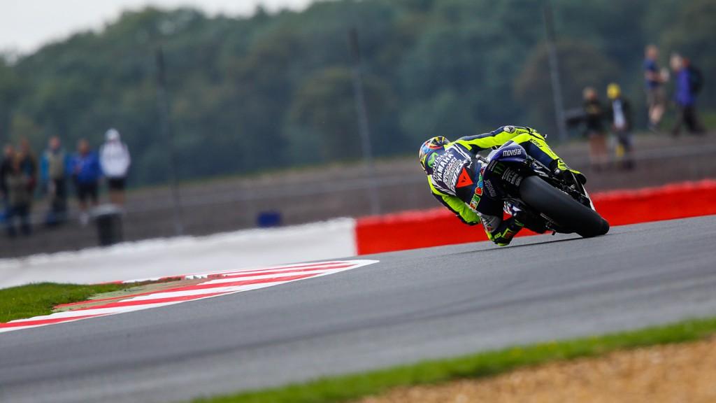 Valentino Rossi, Movistar Yamaha MotoGP, GBR Q2