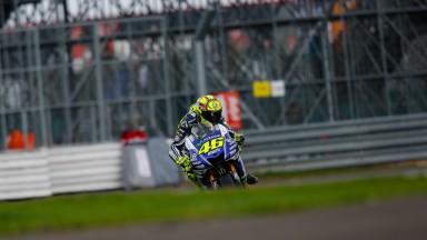 Valentino Rossi, Movistar Yamaha MotoGP, GBR FP4