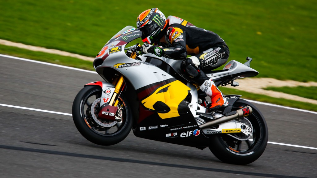 Esteve Rabat, Marc VDS Racing Team, GBR QP