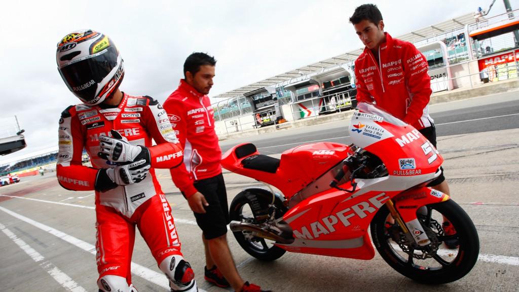 Juanfran Guevara, Mapfre Aspar Team Moto3, GBR QP