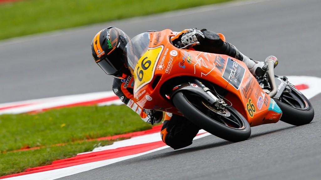 Joseph Irving, Redline Motorcycles/KTM UK, GBR QP