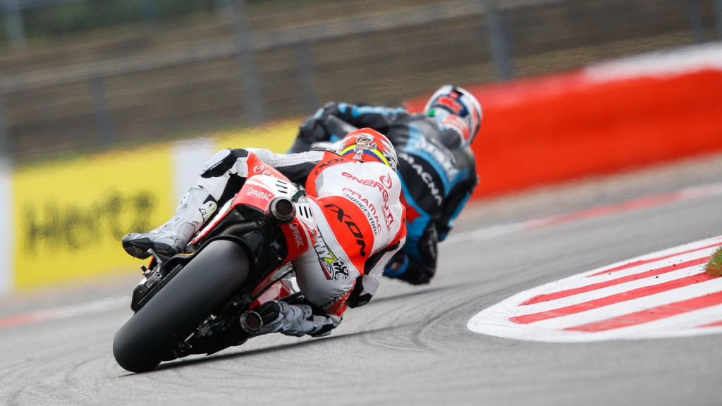 Yonny Hernandez, Pramac Racing, GBR Q1