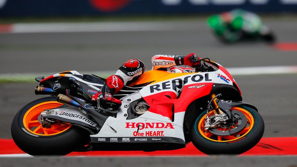 Marc Marquez, Repsol Honda Team, GBR Q2