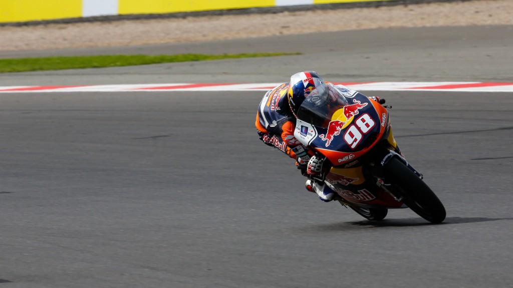 Karel Hanika, Red Bull KTM Ajo, GBR FP3
