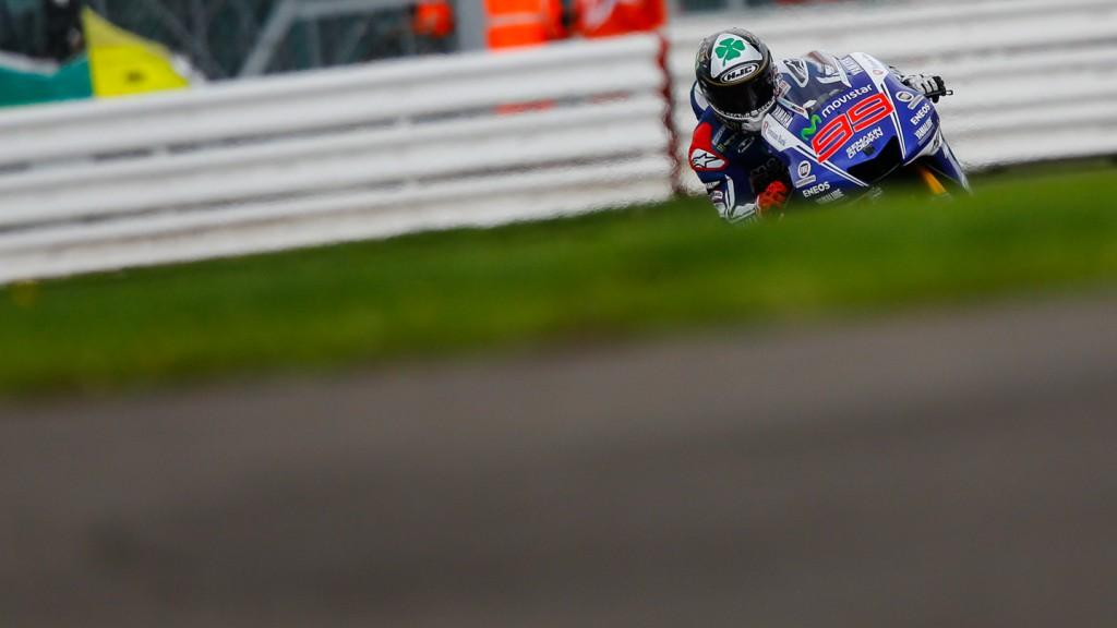 Jorge Lorenzo, Movistar Yamaha MotoGP, GBR FP3