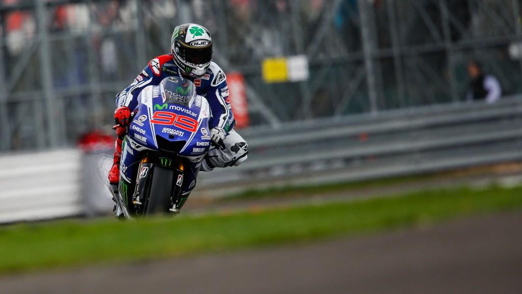 Jorge Lorenzo, Movistar Yamaha MotoGP, GBR Q2