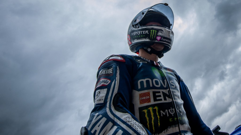 Jorge Lorenzo, Movistar Yamaha MotoGP, GBR FP2 © Copyright Scott Jones, PHOTO.GP