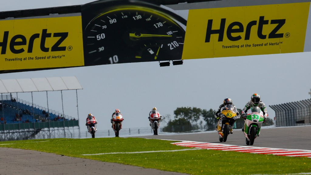 Moto3 Action, GBR FP3