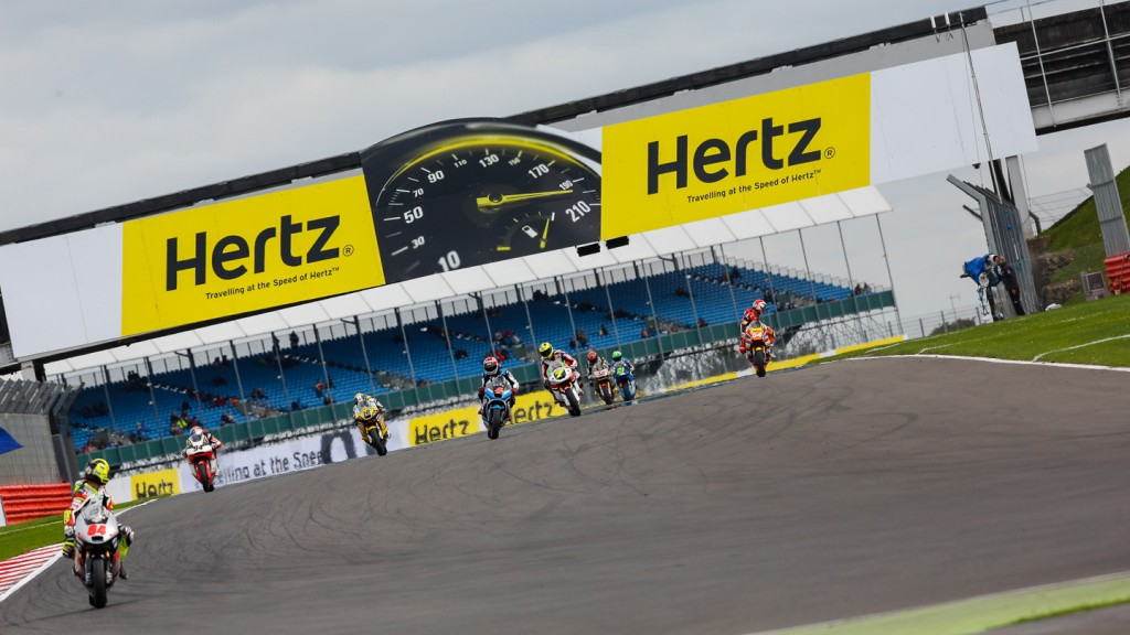 Moto2 Action, GBR QP