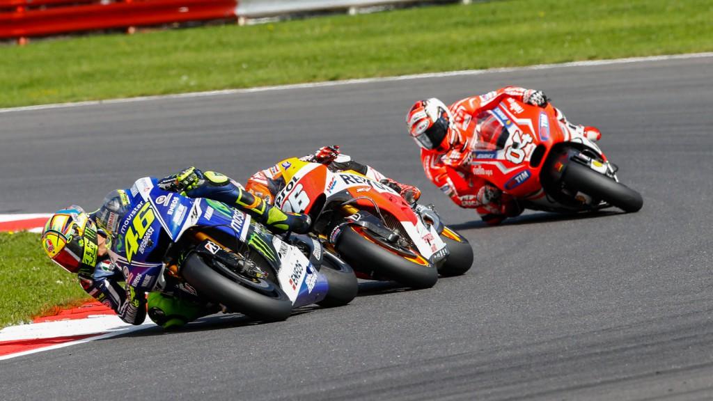 MotoGP Action, GBR RACE