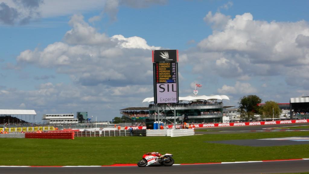 Andrea Dovizioso, Ducati Team, GBR RACE