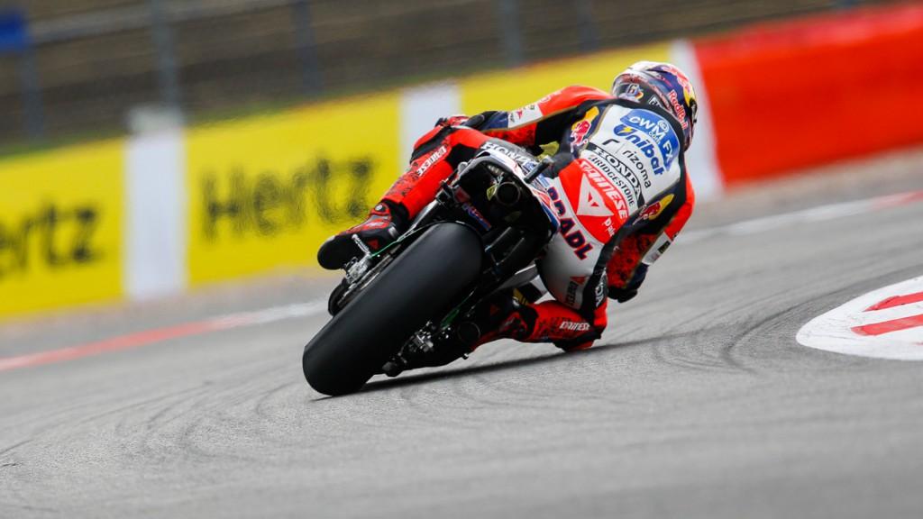 Stefan Bradl, LCR Honda MotoGP, GBR RACE