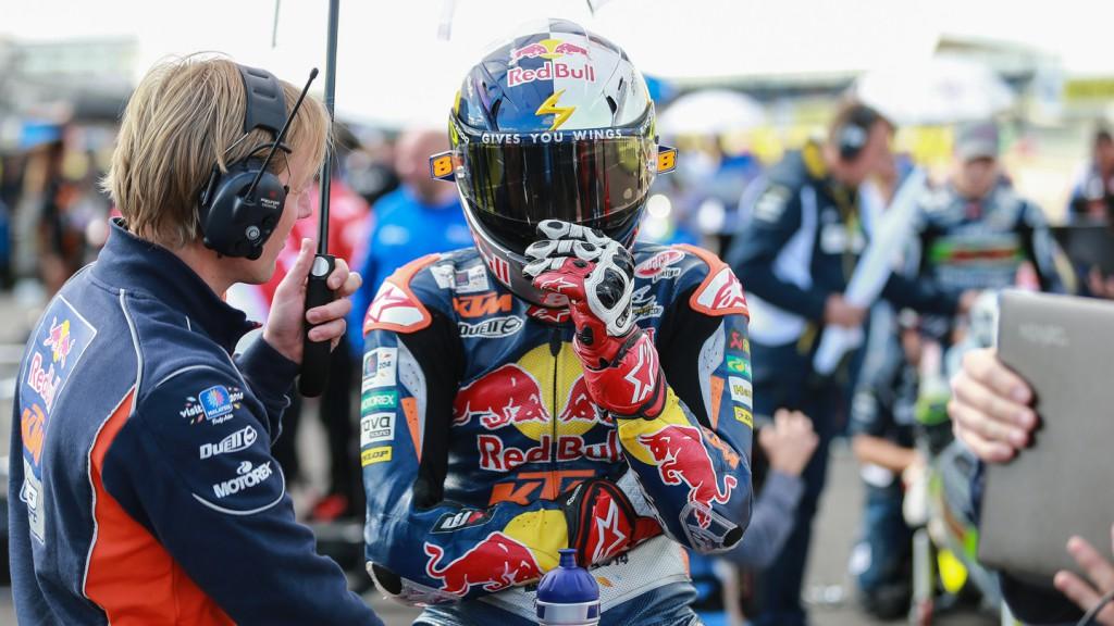 Jack Miller, Red Bull KTM Ajo, GBR RACE