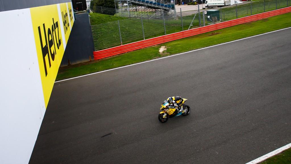 Thomas Luthi, Interwetten Paddock Moto2, GBR RACE