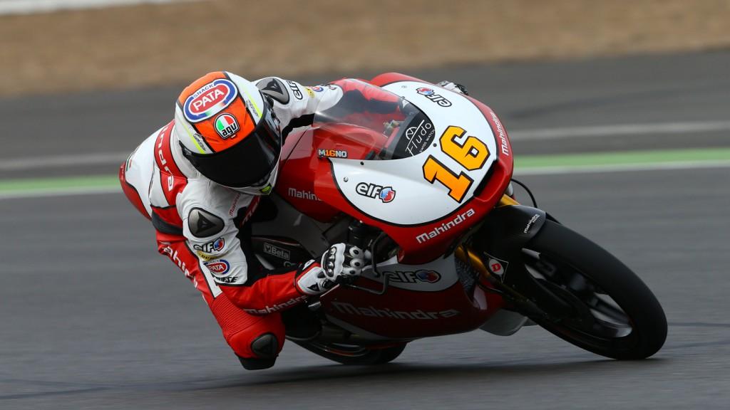 Andrea Migno, Mahindra Racing, GBR RACE