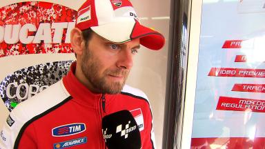 Crutchlow looks ahead to Misano after tough home race