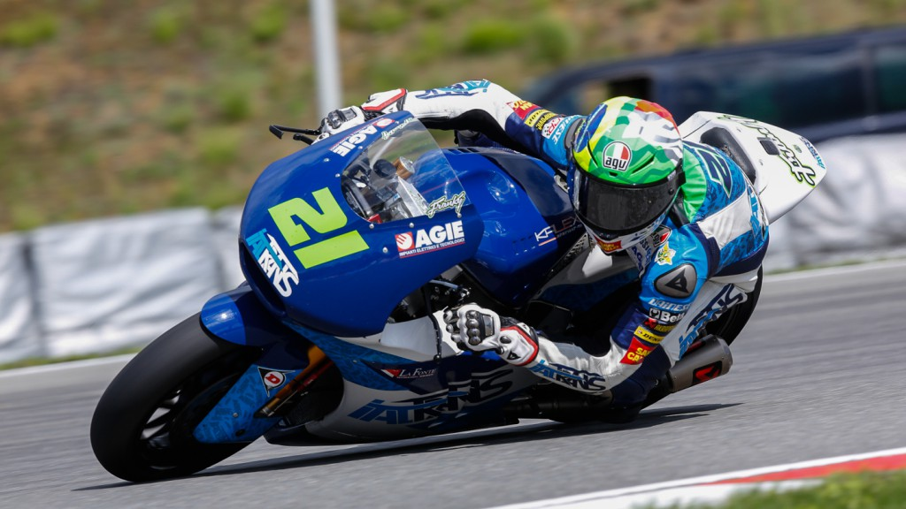 Franco Morbidelli, Italtrans Racing Team, GBR RACE