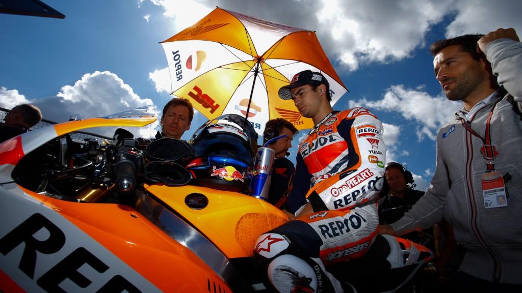 Dani Pedrosa, Repsol Honda Team, GBR RACE