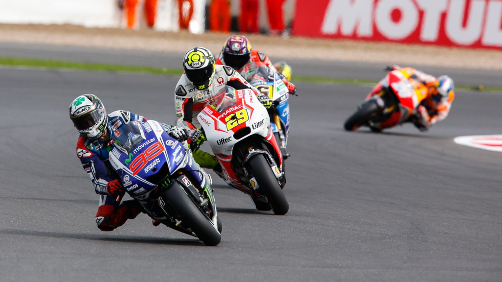 MotoGP Action, GBR WUP