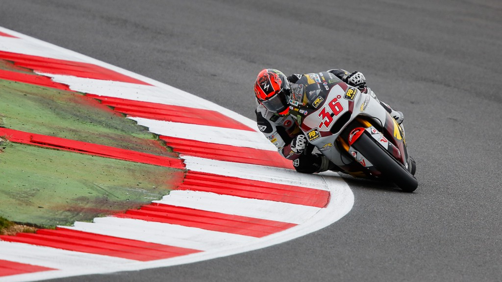Mika Kallio, Marc VDS Racing Team, GBR WUP