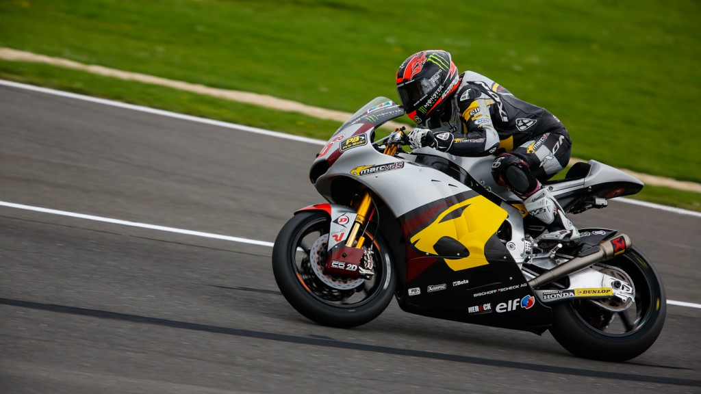 Mika Kallio, Marc VDS Racing Team, GBR RACE