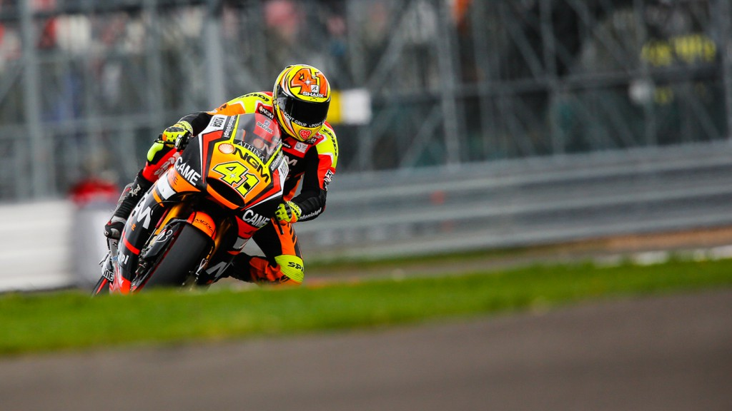 Aleix Espargaro, NGM Forward Racing, GBR RACE