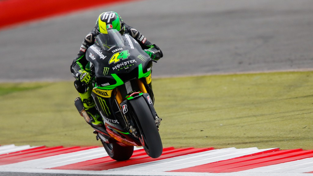 Pol Espargaro, Monster Yamaha Tech 3, GBR RACE