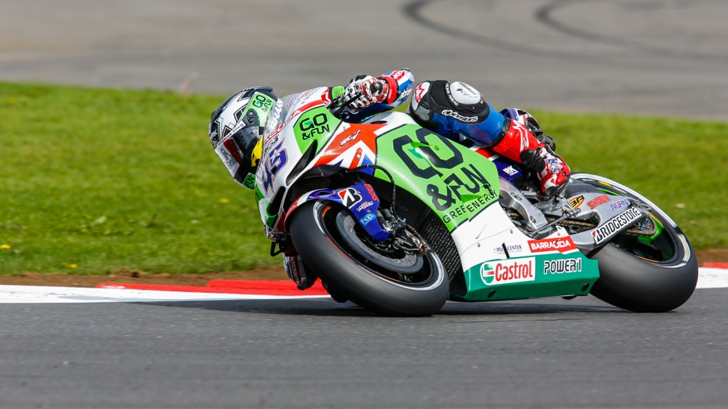 Scott Redding, GO&FUN Honda Gresini, GBR RACE