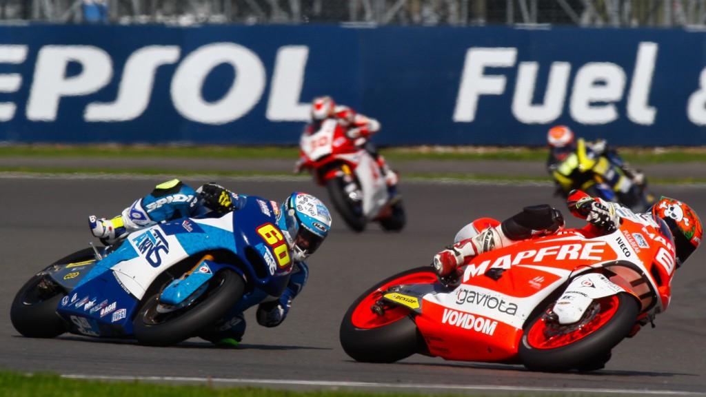 Julian Simon, Jordi Torres, Italtrans Racing Team, Mapfre Aspar Team Moto2, GBR RACE