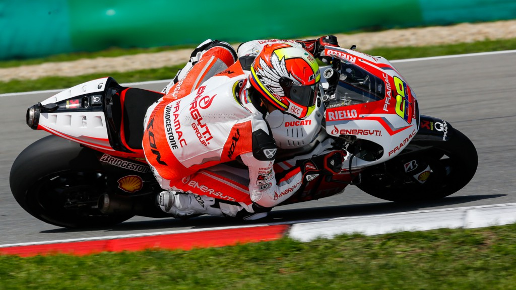 Yonny Hernandez, Pramac Racing, GBR RACE