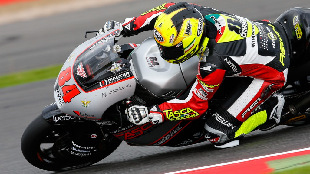 Riccardo Russo, Tasca Racing Moto2, GBR RACE