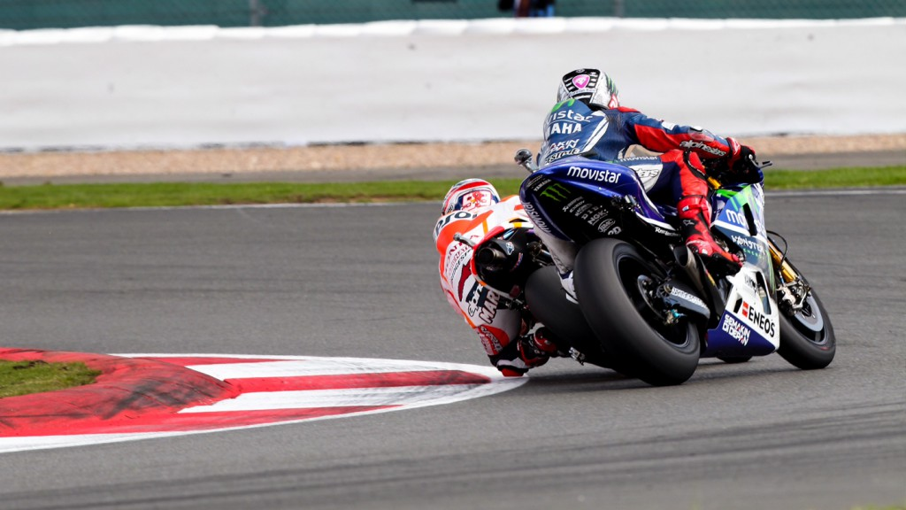 MotoGP Action, GBR RACE © Copyright Peter Callister