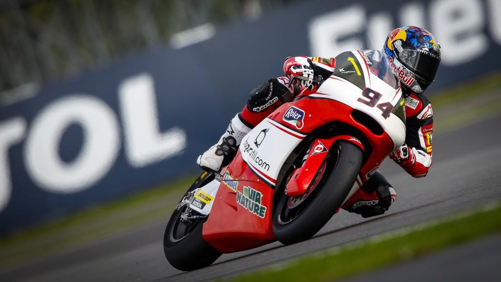 Jonas Folger, AGR Team, GBR RACE
