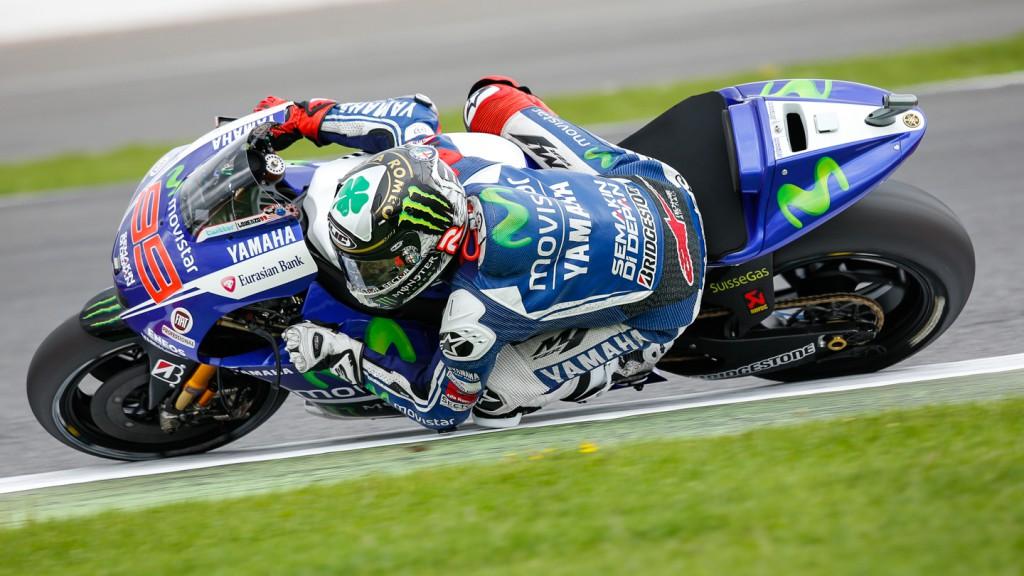 Jorge Lorenzo, Movistar Yamaha MotoGP, GBR WUP