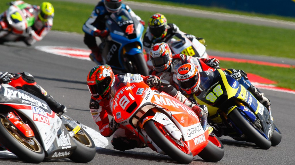 Moto2 Action, GBR RACE