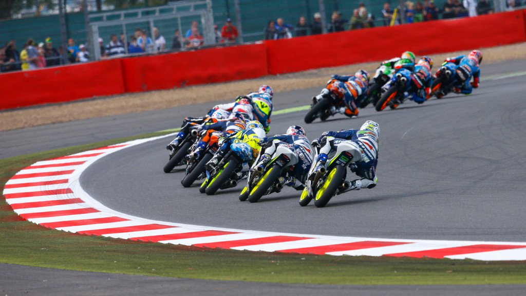 Moto3 Action, GBR RACE