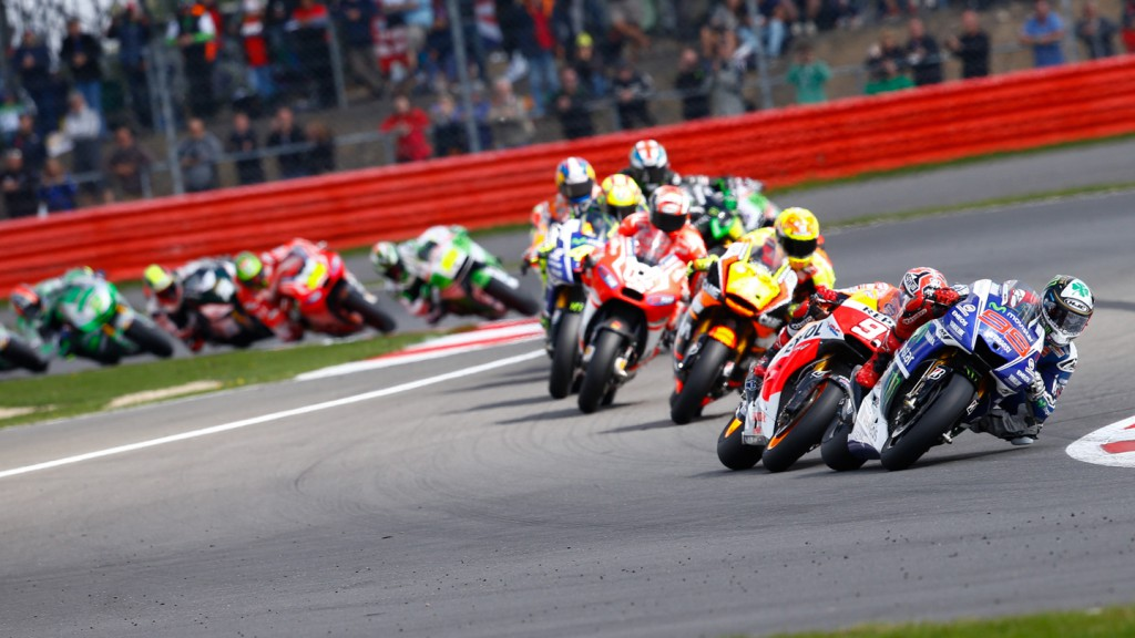 MotoGP Action, GBR RACE
