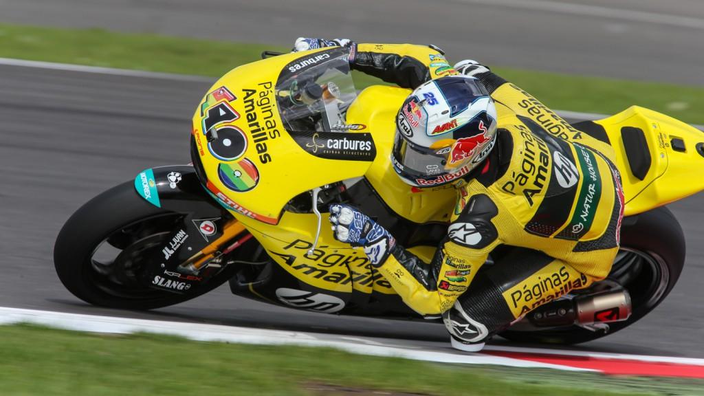 Maverick Viñales, Paginas Amarillas HP 40, GBR RACE