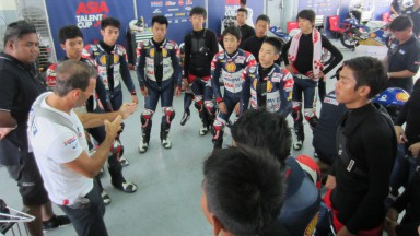 Shell Advance Asia Talent Cup Sepang Test
