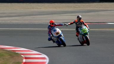Navarra 2014 - CEV - Moto2 - RACE 2 - Highlights